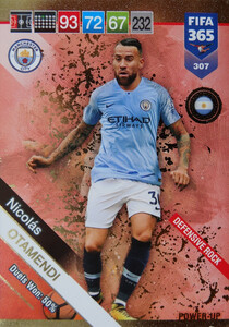 2019 FIFA 365 DEFENSIVE ROCK OTAMENDI 307