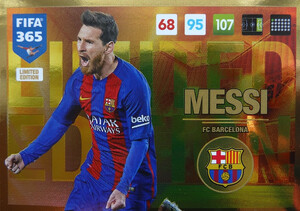 UPDATE 2017 FIFA 365 LIMITED MESSI