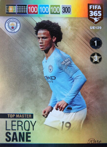 2019 FIFA 365 UPDATE TOP MASTER Leroy Sané #129