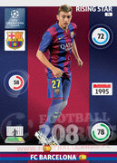 2014/15 CHAMPIONS LEAGUE® RISING STAR  Munir #71