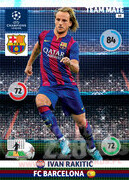 2014/15 CHAMPIONS LEAGUE® TEAM MATE Ivan Rakitić #68