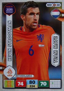 ROAD TO RUSSIA 2018 TEAM MATE HOLANDIA  STROOTMAN  08