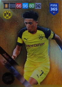 2019 FIFA 365 UPDATE LIMITED EDITION SANCHO