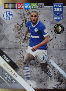 2019 FIFA 365 UPDATE WINTER STAR Nabil Bentaleb #122
