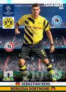 2014/15 CHAMPIONS LEAGUE® TEAM MATE Sebastian Kehl #113