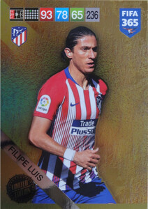 2019 FIFA 365 UPDATE LIMITED EDITION FILIPE LUIS