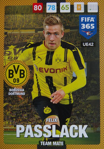 UPDATE 2017 FIFA 365 TEAM MATE FELIX PASSLACK #42