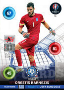 ROAD TO EURO 2016 TEAM MATE Orestis Karnezis #91