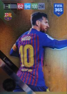 2019 FIFA 365 UPDATE LIMITED EDITION MESSI