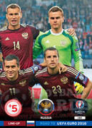 ROAD TO EURO 2016 LINE-UP Rosja #180