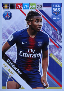 UPDATE 2019 FIFA 365 TEAM MATE Christopher Nkunku #UE19