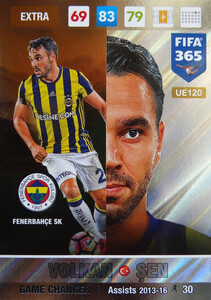 UPDATE 2017 FIFA 365 GAME CHANGER VOLKAN SEN #120