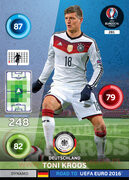 ROAD TO EURO 2016 DYNAMO Toni Kroos #281