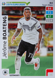 ROAD TO EURO 2020 TEAM MATE Jérôme Boateng 84