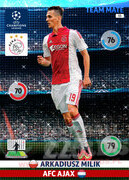 2014/15 CHAMPIONS LEAGUE® TEAM MATE Arkadiusz Milik #33