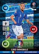 ROAD TO EURO 2016 TEAM MATE Ciro Immobile #123