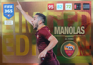UPDATE 2017 FIFA 365 LIMITED MANOLAS