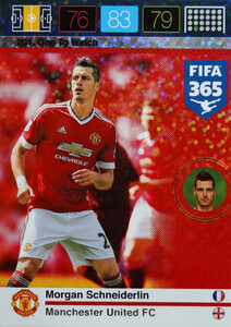 2016 FIFA 365 ONE TO WATCH Morgan Schneiderlin