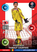 ROAD TO EURO 2016 TEAM MATE Thibaut Courtois #28