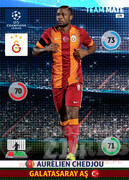 2014/15 CHAMPIONS LEAGUE® TEAM MATE Aurélien Chedjou #139