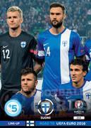 ROAD TO EURO 2016 LINE-UP Finlandia #215