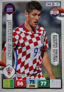 ROAD TO RUSSIA 2018 TEAM MATE CHORWACJA KRAMARIĆ 17