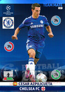 2014/15 CHAMPIONS LEAGUE® TEAM MATE César Azpilicueta #119