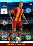 2014/15 CHAMPIONS LEAGUE® TEAM MATE Umut Bulut #141