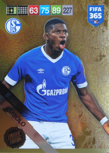 2019 FIFA 365 UPDATE LIMITED EDITION EMBOLO