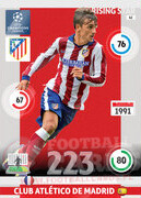 2014/15 CHAMPIONS LEAGUE® RISING STAR Antoine Griezmann #62