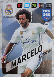 2018 FIFA 365 TEAM MATE Marcelo #128