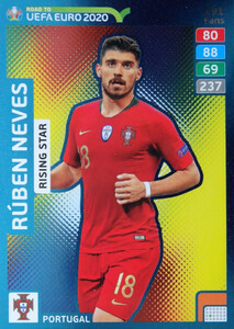 ROAD TO EURO 2020 RISING STAR Rúben Neves #291