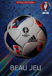 EURO 2016 Official Ball #12