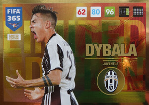 UPDATE 2017 FIFA 365 LIMITED DYBALA