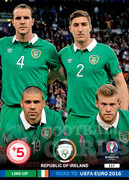 ROAD TO EURO 2016 LINE-UP  Irlandia #117
