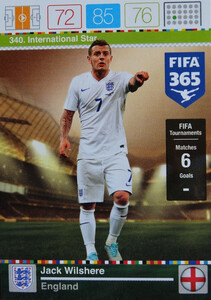 2016 FIFA 365 INTERNATIONAL STAR Willian #339