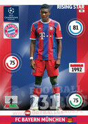2014/15 CHAMPIONS LEAGUE® RISING STAR  David Alaba #98