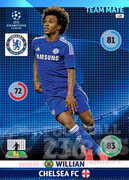 2014/15 CHAMPIONS LEAGUE® TEAM MATE Willian #120