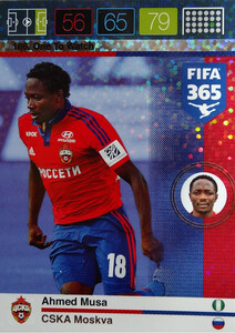 2016 FIFA 365 ONE TO WATCH Ahmed Musa