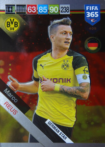 2019 FIFA 365 GERMAN STAR Marco Reus #409