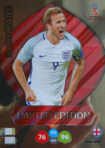 WORLD CUP RUSSIA 2018 LIMITED ANGLIA Harry Kane