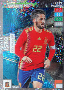 ROAD TO EURO 2020 KEY PLAYER Isco #321