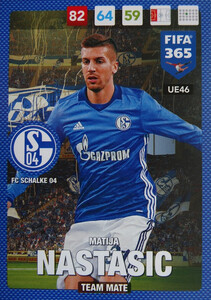 UPDATE 2017 FIFA 365 TEAM MATE NASTASIC #46