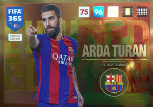 UPDATE 2017 FIFA 365 LIMITED  TURAN