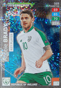 ROAD TO EURO 2020 KEY PLAYER Robbie Brady #325
