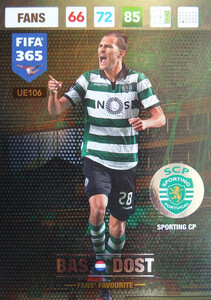 UPDATE 2017 FIFA 365 FANS' FAVOURITE BAS DOST #106