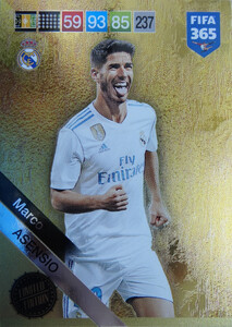 2019 FIFA 365  LIMITED ASENSIO