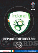 ROAD TO EURO 2016 LOGO Irlandia  #13
