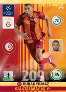 2014/15 CHAMPIONS LEAGUE® ONE TO WATCH   Burak Yılmaz #142
