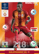 2014/15 CHAMPIONS LEAGUE® RISING STAR  Bruma #143
